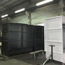 佛山荣高RG2000水淋柜水帘机  喷涂加工净化过滤用水幕机批发