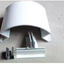 加油站装修用哪种材料好【R60包柱铝圆角-加油站铝板】图片、报价