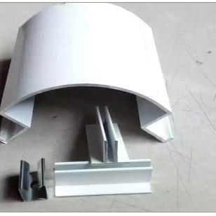 吉林加油站包柱铝圆角图片