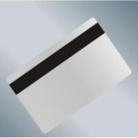 2750 OE高抗磁条白卡 磁卡制作 pvc磁条卡 会员卡磁卡
