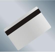 2750OE高抗磁条白卡磁卡制作pvc磁条卡会员卡磁卡批发