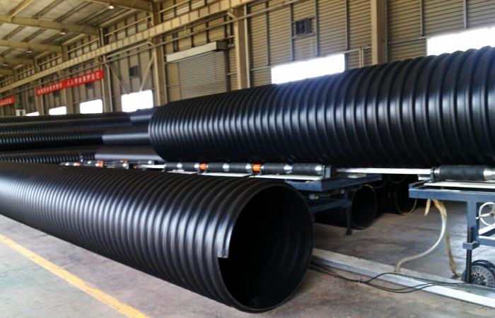1200钢带增强型波纹管