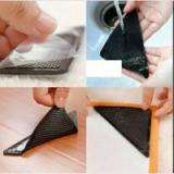 供应出口欧洲地毯防滑垫 家居地毯贴 地毯固定防滑垫