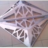 幕墙雕花铝单板厂家 氟碳铝单板定制 冲孔铝单板