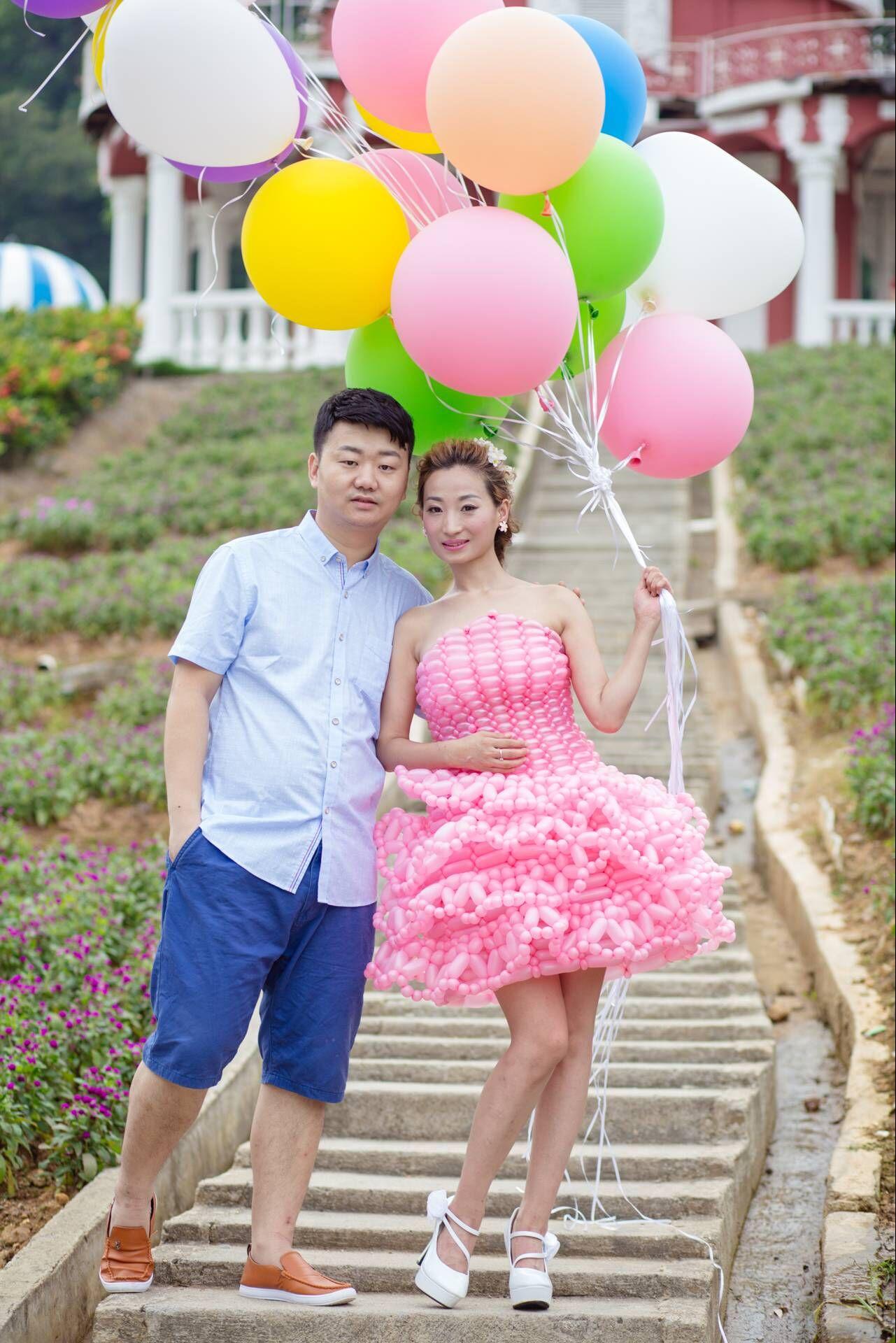南充氦气球/南充婚礼氦气球/南充告白氦气球