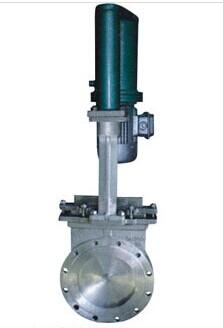 PZ973X电液动刀型闸阀 江苏尼必可流体控制设备有限公司