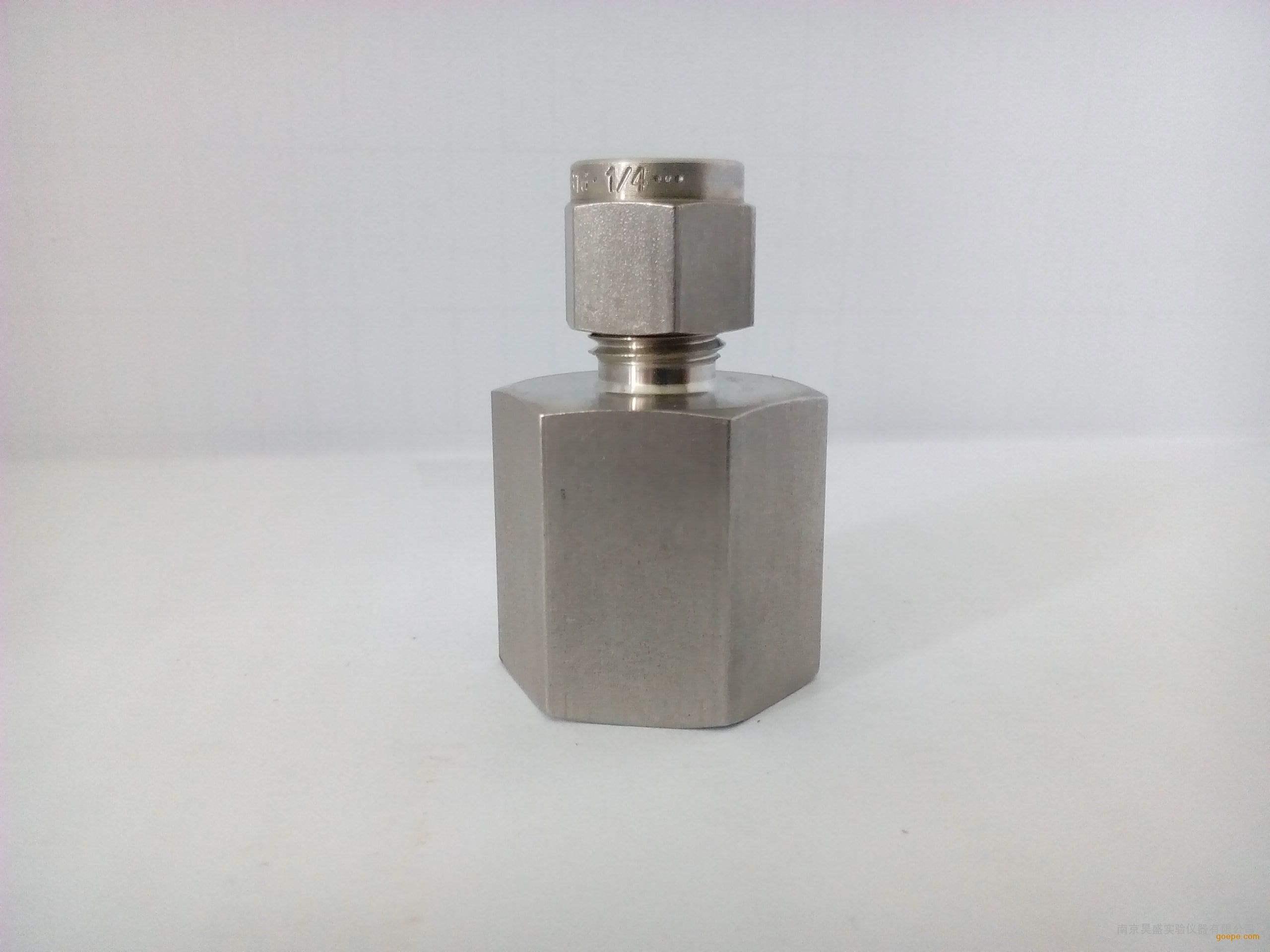 厂家直销 304不锈钢压力表接头 压力表活接头价格 对焊式 规格