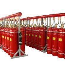 4.2MPa七氟丙烷管网式气体灭火装置、洁净气体灭火剂、陕西七氟丙烷实力厂家