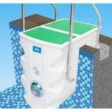 供应金昌市私人泳池景观池泳池洗浴水处理 一体机过滤器
