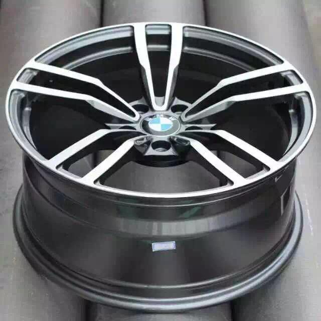 宝马原厂改装锻造铝合金车轮