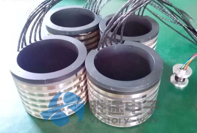 大电流导电滑环价格 大电流导电滑环结构 优质大电流滑环生产(胜途