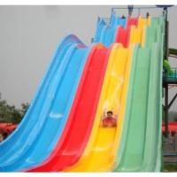 开封水上乐园 儿童水上乐园 戏水池设备彩虹滑梯