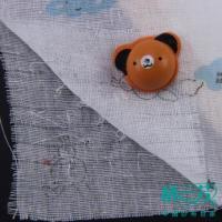 棉双层婴儿服装吸汗巾方巾纱布