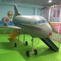 飞机模具模型商场美陈道具展览展厅展示设计街景公园大型创意摆件 大型飞机模具模型