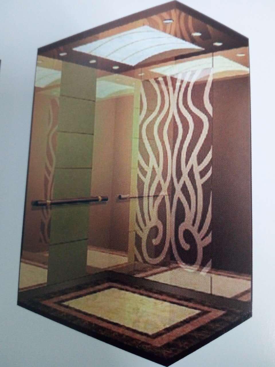 彩色不锈钢电梯装饰板 彩色不锈钢电梯门装饰板