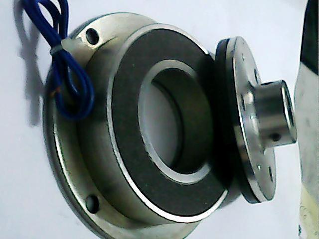 广州锋海电磁刹车器0.6KG.24V.5NM.内孔12MM绕线机电磁刹车器
