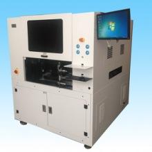 全自动在线打印贴标机 自动平面贴标机 PCB贴标机