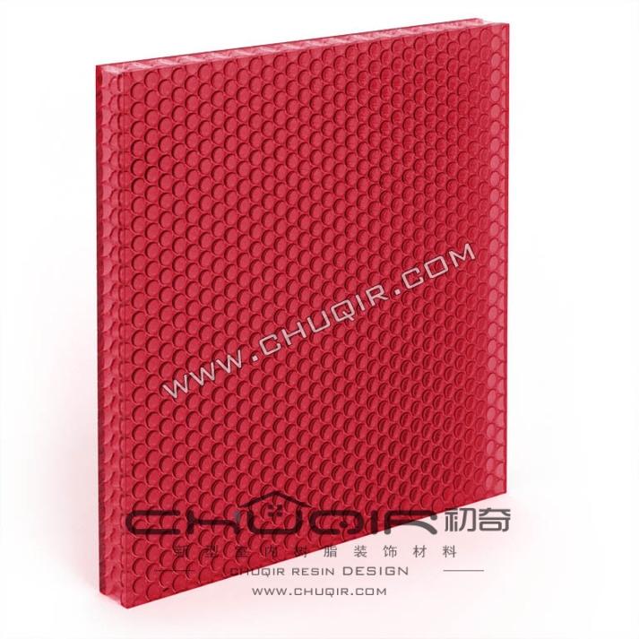 进口环保PETG生态树脂板 尺寸1220*2440