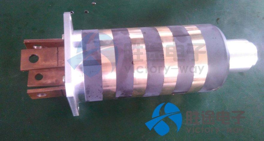 胜途电子定制防水导电滑环,高湿度环境使用防水耐腐蚀滑环