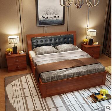 深圳市千晟家具有限公司 木床图片大全 木床图片  猜您感兴趣看的产品图片