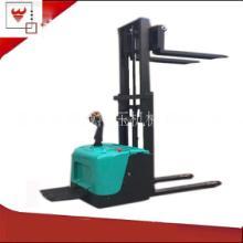 全新小型电动堆高叉车1吨插腿式电动堆高叉车批发定制厂家直销价格