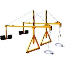 电动吊篮配件工地施工高空作业电动吊篮配件提升机安全锁钢丝绳批发