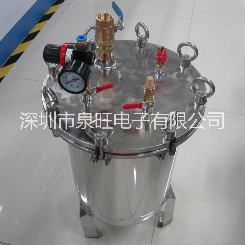10L带液显压力桶 耐压力罐 分装桶 喷胶罐