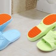 夏季浴室洗澡防滑拖鞋孕妇情侣拖鞋图片
