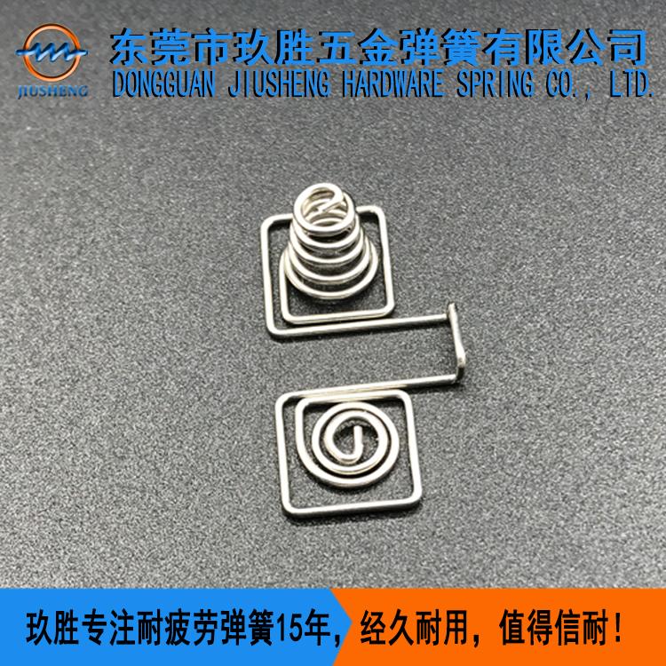 东莞电池弹簧,厂家生产电池弹簧,供应正负极弹簧