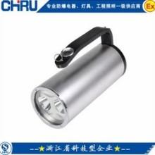 CR7101手提式防爆探照灯|LED强光探照灯|JW7101消防照明手电