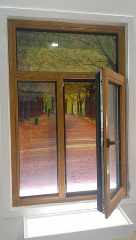 铝木门窗价格 山东铝木门窗价格
