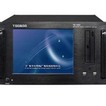上海凌雁IP网络广播服务器TB-1000,应用于校园广播性能获得学校领导的高度肯定 TOOBOO IP网络广播服务器