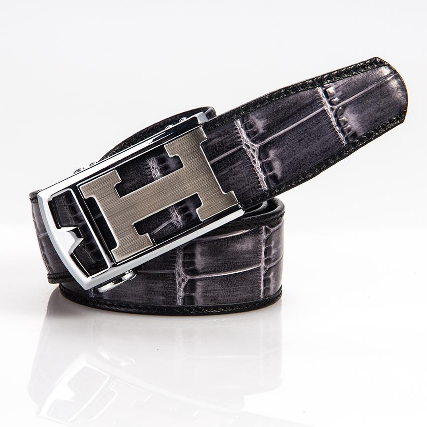 供应新款男士自动扣皮带时尚商务型