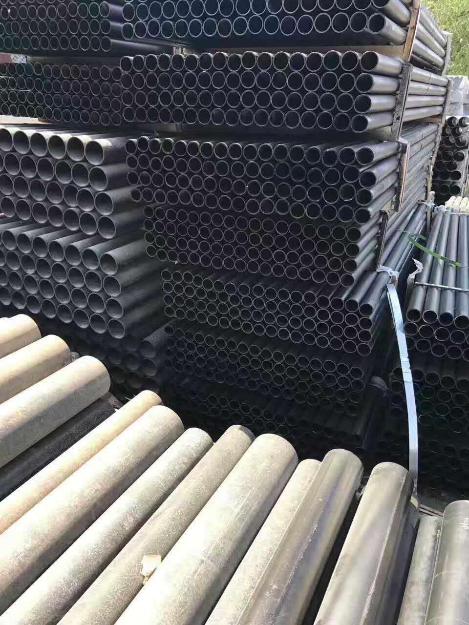 石家庄柔性铸铁排水管厂家 W型DN150铸铁管价格