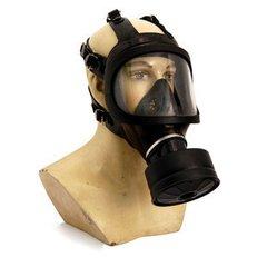 大视野防毒面具