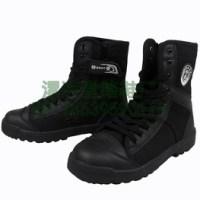帆布靴特勤鞋保安工作鞋户外运动鞋