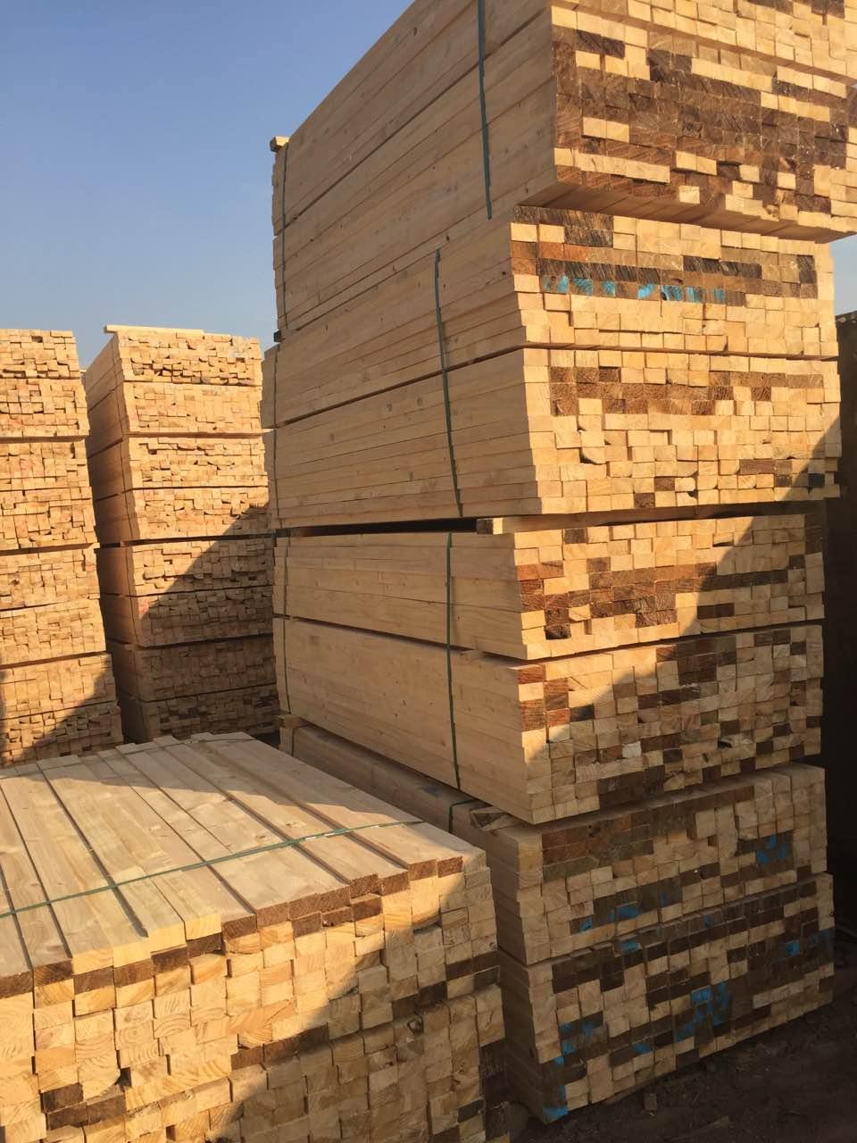 供应进口花旗松木材