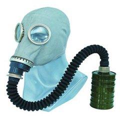 鬼脸防毒面具