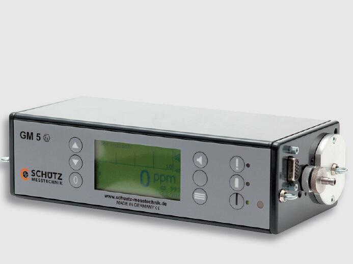 德国舒赐GM3100多功能红外气体检测仪 获得多种证书认证