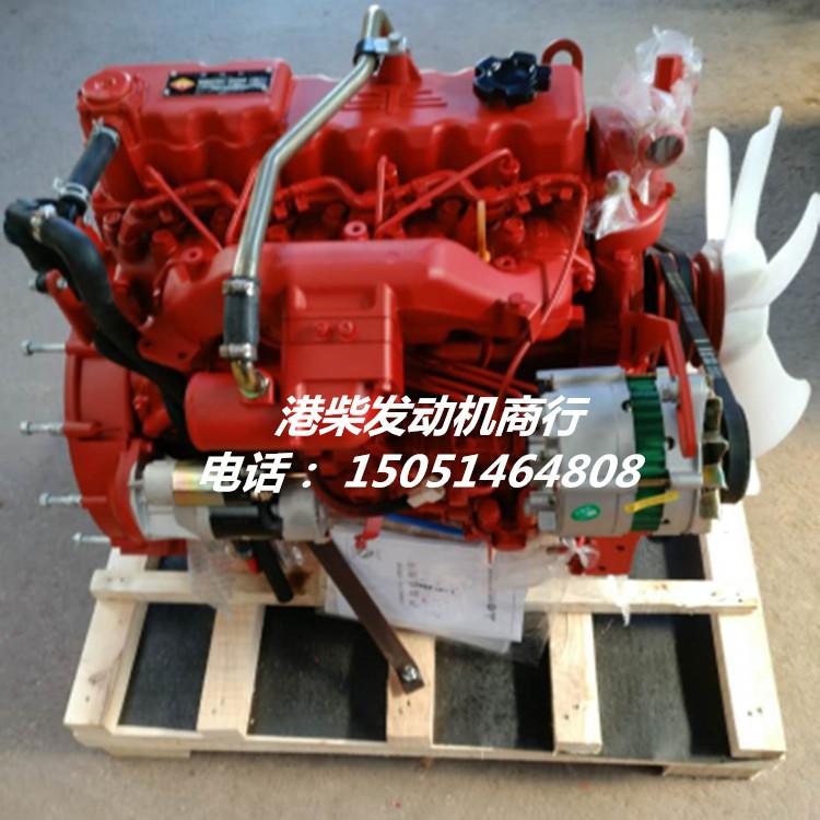 大柴498发动机 大柴CA4DC2-10E3发动机