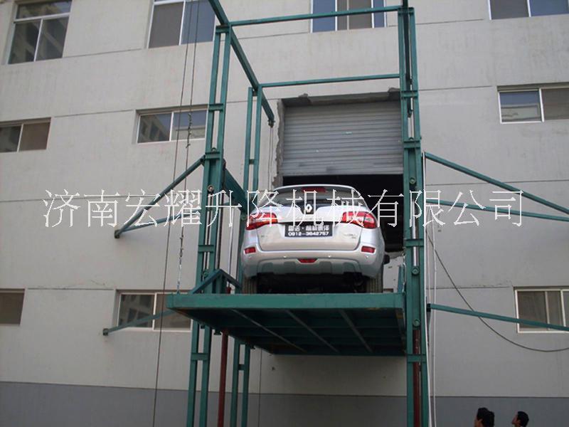 浙江导轨式升降平台黑龙江导轨式升降机厂 导轨式升降货梯哪家好