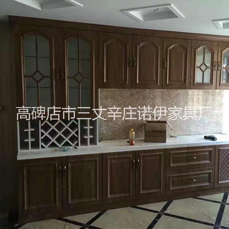 天津批发生态板 实木多层橱柜柜体