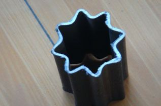 不锈钢异型管图片/不锈钢异型管样板图 (2)