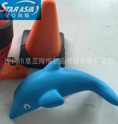 软质海绵PU发泡海豚仿真图片/软质海绵PU发泡海豚仿真样板图 (1)