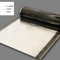 厂家直销自粘沥青防水卷材 楼顶隔热彩钢瓦屋顶 企标国标聚酯胎材料