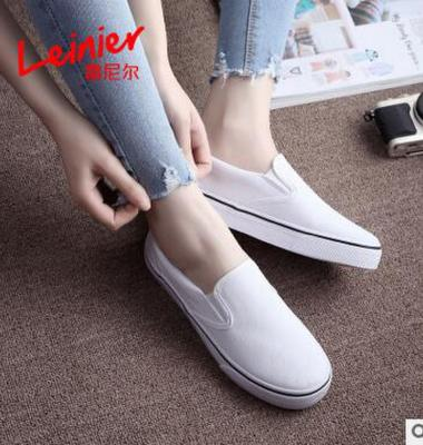 纯色帆布鞋图片/纯色帆布鞋样板图 (1)