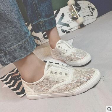 低帮帆布鞋女鞋图片/低帮帆布鞋女鞋样板图 (1)