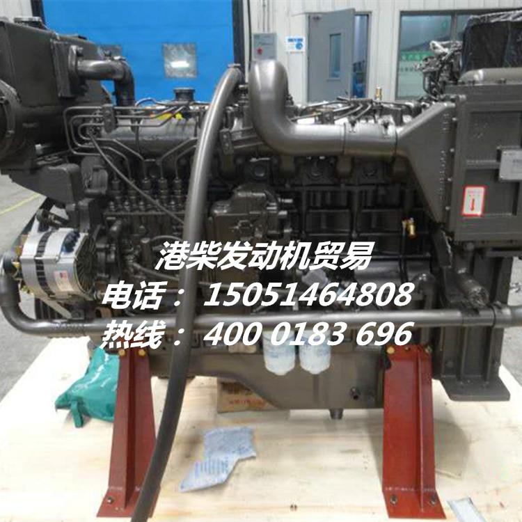 玉柴YC6A170C低转速发动机船用发动机