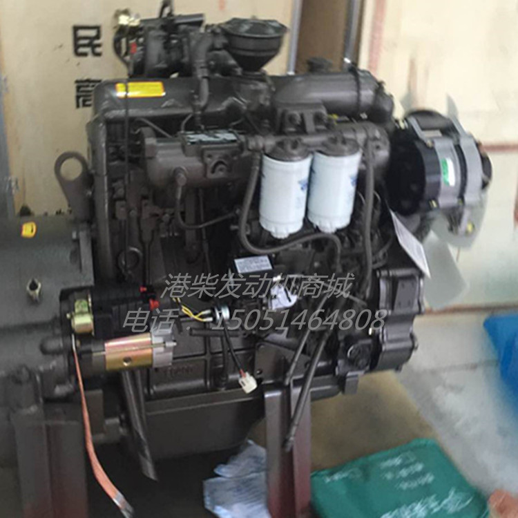 玉柴4110发动机 玉柴YC4E160-33发动机