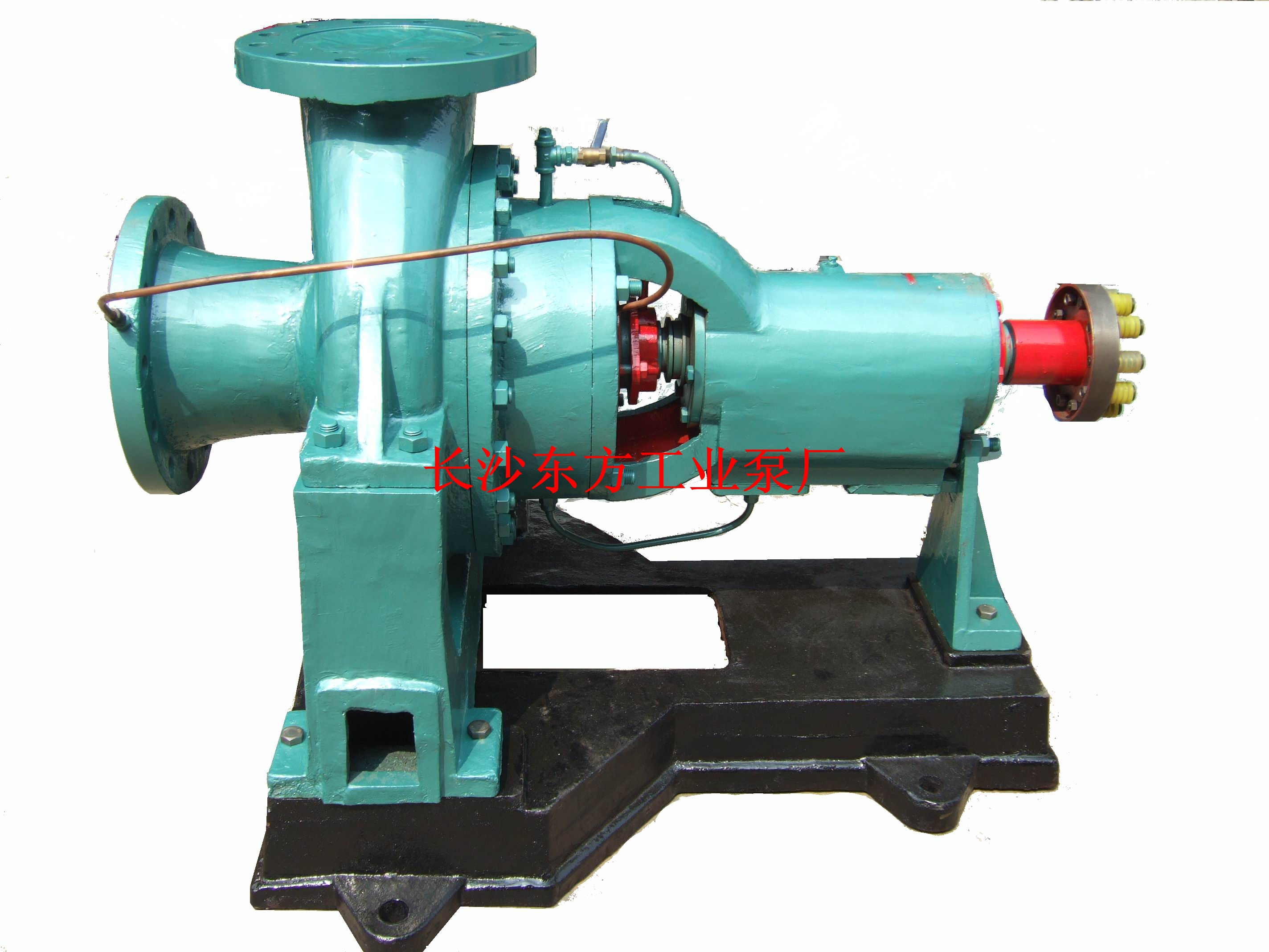 40R-26I单级单吸热水循环泵